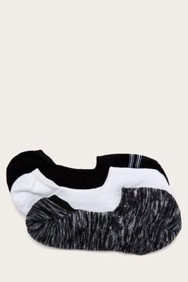 The Frye Company 3 Pack Spacedye Sneaker Liner - Womens