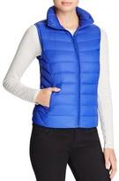 Aqua Puffer Vest