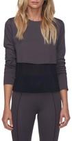 Koral Women's Grid Pullover