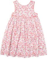 Elephantito Sash Floral Print Dress