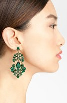 Tasha Ornate Chandelier Earrings