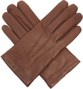 Mulberry Soft-leather gloves