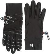 Auclair Thinner Palm Print Liner Gloves (For Women)