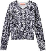 Joe Fresh Kid Girls' Leopard Cardi