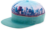 Mitchell & Ness Chicago Skyline Bulls Snapback
