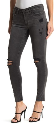 AG Jeans Distressed Legging Ankle Skinny Jeans