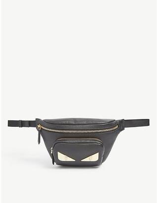 Fendi Bag Bug leather belt bag