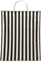 Marques Almeida MARQUES'ALMEIDA Striped satin tote bag
