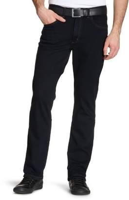 Lee Men's Brooklyn Straight Leg Jeans, Blue Black