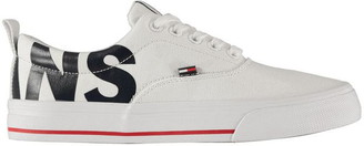 Tommy Jeans Logo Trainers