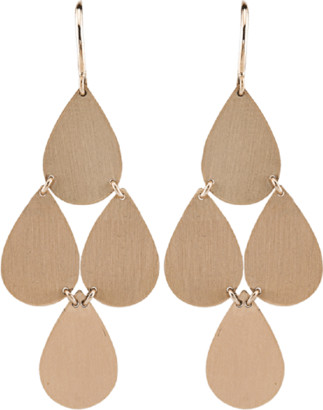 Irene Neuwirth Jewelry Four-Drop Chandelier Earrings