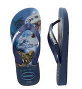 Havaianas Jurassic World Indigo Blue