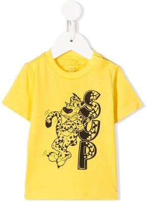 Stella Mccartney Kids Sup short-sleeved T-shirt