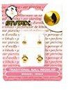 Studex Traditional Ball Sterilized Piercing Earrings