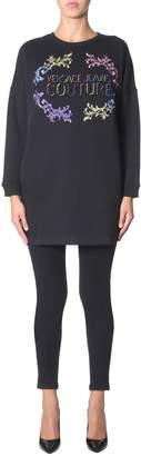 Versace long sweatshirt