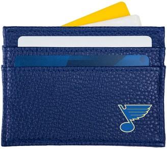 St. Louis Blues Logo Card Holder