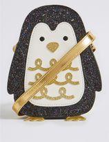 Marks and Spencer Kids' Penguin Cross Body Bag