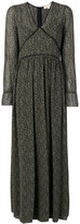 Michael Kors shift maxi dress - women - Polyester - 2