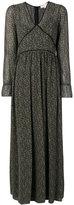Michael Kors shift maxi dress