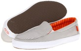 Vans Kids - Bali (Little Kid/Big Kid) ((Stripes) Gray) - Footwear