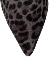 Jimmy Choo Amore leopard print leather bootie