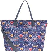 Accessorize Botanical Floral Packable Weekender Bag