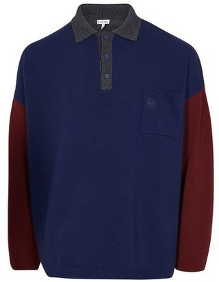 Loewe Oversize Poloneck sweater