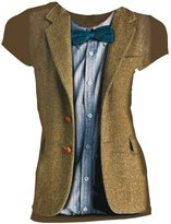 Doctor Who Matt Smith 11th Doctor Costume Juniors T-Shirt