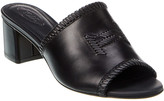 Tod's TodS Leather Mule Sandal