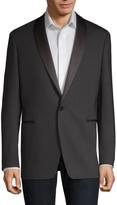 Regular-Fit Shawl Tuxedo Jacket