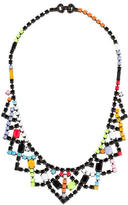 Tom Binns Multicolored Collar Necklace