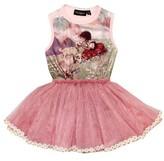 Rock Your Baby Toddler Girl's Heidi Circus Dress