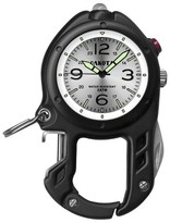 Dakota Men's Bottle Opener and LED Light Clip Watch - Silver or Black