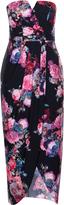 City Chic Romantic Rose Maxi Dress