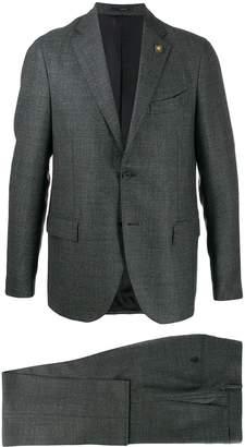 Lardini slim fit two piece suit
