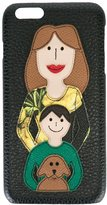 Dolce & Gabbana Family patch iPhone 6 Plus case