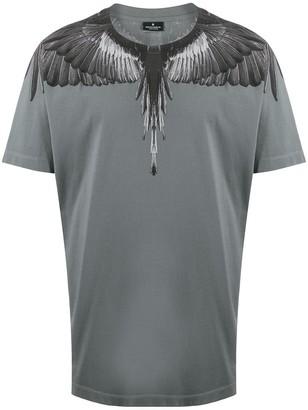 Marcelo Burlon County of Milan wings-print crew-neck T-shirt
