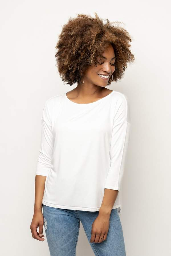 Gibson Look Abby Everyday Soft Jersey Tee