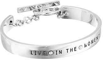 BCBGeneration Crystal Live In The Moment Bracelet