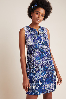 Maeve Savannah Shift Dress By in Blue Size 2