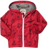 Gymboree Anchor Windbreaker