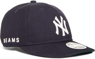 New York Yankees New Era Cap BEAMS x New Era 9FIFTY Wool Twill Baseball Cap