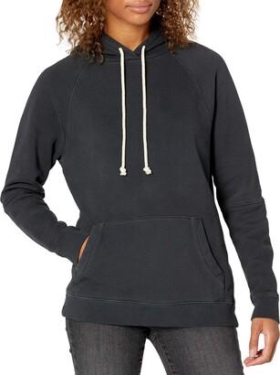 Goodthreads Amazon Brand Women's Heritage Fleece Seamed Sweatshirt