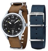 Men's Avi-8 'Hawker Hurricane' Automatic Watch, 43Mm