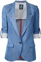 GUILD PRIME single breasted blazer - women - Tencel - 36