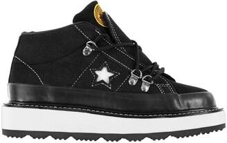 Converse One Star Fleece Boots