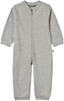 The Brand Grey Branded Onesie
