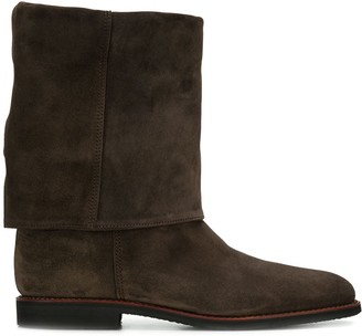 Holland & Holland Turnover ankle boots