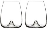 Waterford Elegance Stemless Wine Glasses (Set of 2)