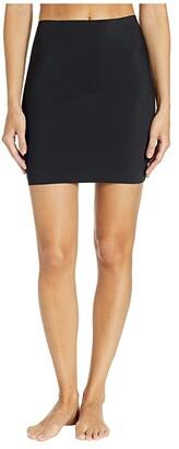 Magic Body Fashion MAGIC Bodyfashion Maxi Sexy Control Skirt (Black) Women's Underwear